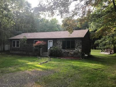 Albrightsville Single Family Home For Sale: 23 Foothill Rd