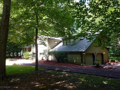 Lake Naomi Single Family Home For Sale: 103 Tunkhannock Trl