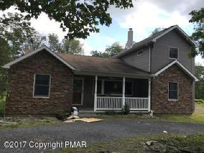 East Stroudsburg Single Family Home For Sale: 312 Ginger Ln