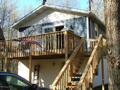 Blakeslee Single Family Home For Sale: 123 Blueberry Run
