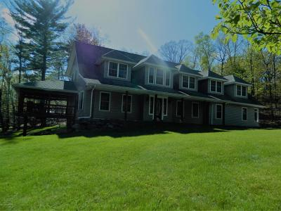 East Stroudsburg Single Family Home For Sale: 4649 Buck Valley Circle