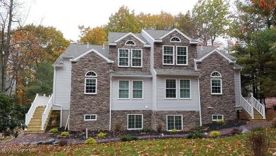 Lake Harmony Single Family Home For Sale: 10 Beechwood Ct