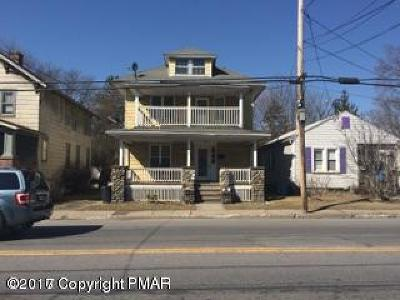 East Stroudsburg Multi Family Home For Sale: 551 N Courtland St