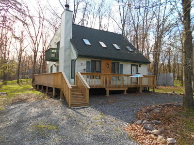 Towamensing Trails Single Family Home For Sale: 30 Frost Lane