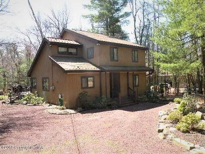 Pocono Pines Single Family Home For Sale: 2314 Hillcrest Dr