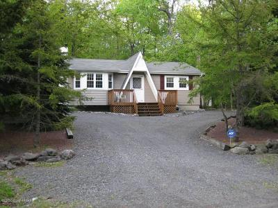 Pocono Lake Single Family Home For Sale: 281 Outer Dr