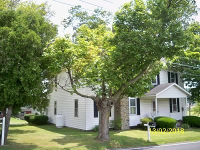 Brodheadsville Single Family Home For Sale: 1022 Weir Lake Rd