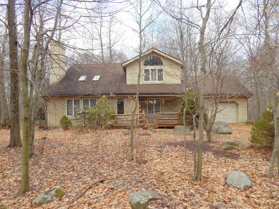 Pocono Pines PA Single Family Home For Sale: $299,900