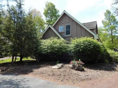 Pinecrest Lake Golf & Cc Single Family Home For Sale: 122 Nawakwa Road
