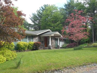 Canadensis Single Family Home For Sale: 3309 Evergreen Ln
