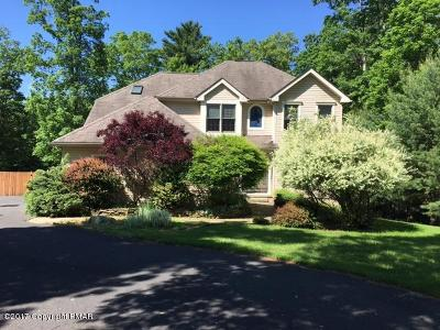 Stroudsburg Single Family Home For Sale: 5207 Boxwood Ln
