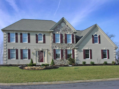 Bartonsville, Delaware Water Gap, East Stroudsburg, Marshalls Creek, Shawnee On Delaware, Stroudsburg, Tannersville Single Family Home For Sale: 306 Fox Creek Rd