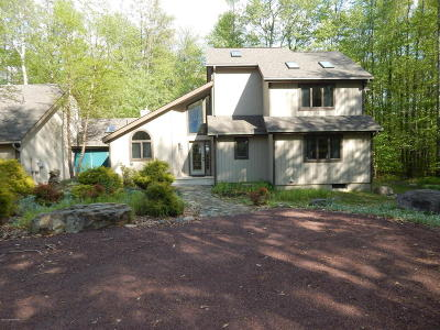 Pocono Pines Single Family Home For Sale: 34 Brook Trout Trl