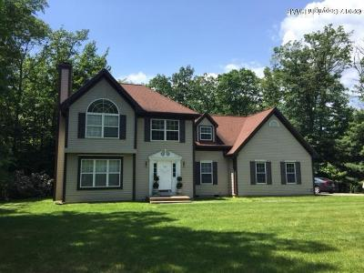 Stroudsburg Single Family Home For Sale: 142 Chatham Hill Rd