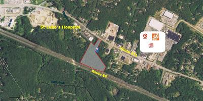 Stroudsburg Commercial For Sale: Rt 611 #b