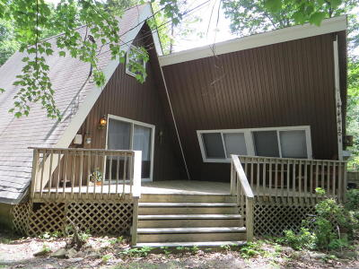 Pocono Summit Single Family Home For Sale: 3290 Red Run Rd