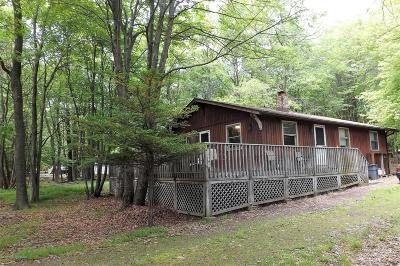 Blakeslee Single Family Home For Sale: 165 Maple Rd