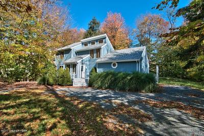 Single Family Home For Sale: 328 Canoe Brook Rd