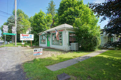 Tannersville PA Commercial For Sale: $499,800
