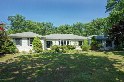Single Family Home For Sale: 5207 Meadow Ct