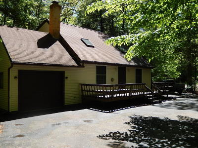 Towamensing Trails Single Family Home For Sale: 166 Longfellow Cir