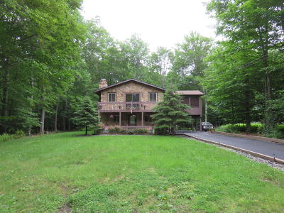 Gouldsboro Single Family Home For Sale: 86 Mountain Glen Drive