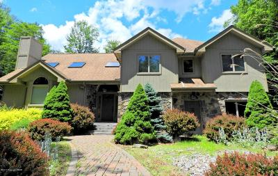 Pocono Pines Single Family Home For Sale: 3111 Paul Bunyan Trail