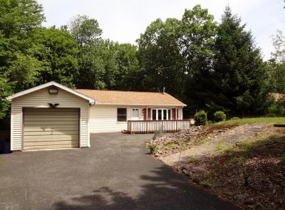 Albrightsville PA Single Family Home For Sale: $94,500