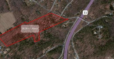 Stroudsburg Residential Lots & Land For Sale: 211 Shiffer Rd Rd
