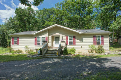 Effort PA Single Family Home For Sale: $149,800