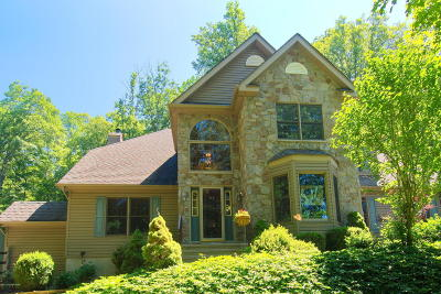 East Stroudsburg Single Family Home For Sale: 35 Huckleberry Dr