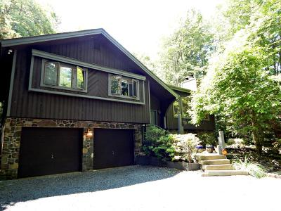 Pocono Pines PA Single Family Home For Sale: $399,000