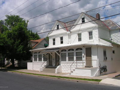 East Stroudsburg Multi Family Home For Sale: 86 W Broad St
