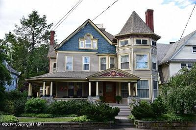 Stroudsburg Single Family Home For Sale: 514 Thomas St