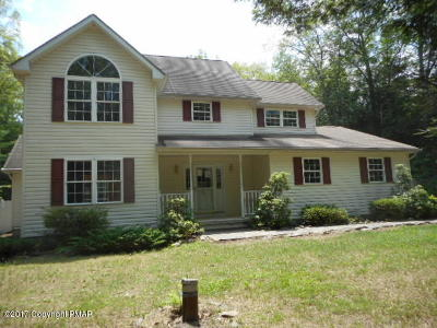 Stroudsburg Single Family Home For Sale: 2230 Church View Drive