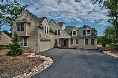 Pinecrest Lake Golf & Cc Single Family Home For Sale: 112 Pine Needle Ln