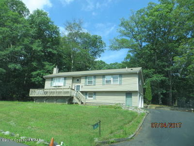 Stroudsburg Single Family Home For Sale: 2657 Woodruff Ln