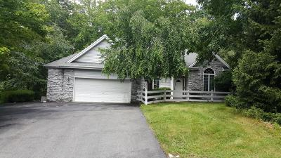 Country Club Of The Poconos Single Family Home For Sale: 207 Hawks Nest Rd