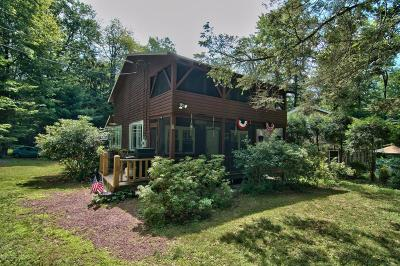 Pocono Pines Single Family Home For Sale: 8125 Wilder Ave