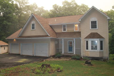 East Stroudsburg Single Family Home For Sale: 2119 Woodcrest Ln