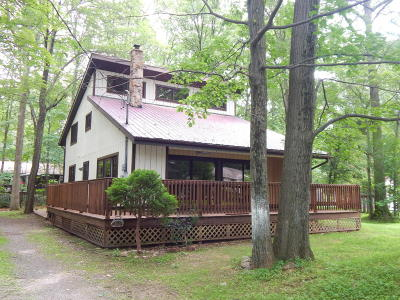 Kunkletown PA Single Family Home For Sale: $149,000