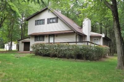 Blakeslee Single Family Home For Sale: 153 Fern Ridge Rd