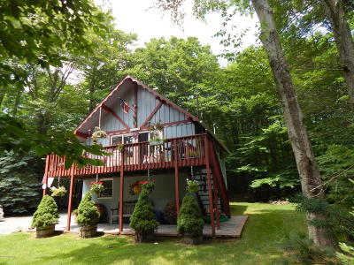 Pocono Lake Single Family Home For Sale: 115 King Arthur Rd