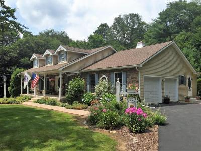Blakeslee Single Family Home For Sale: 341 Scenic Dr