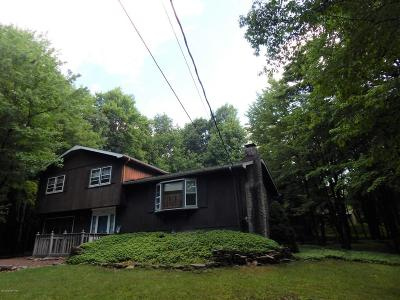 Blakeslee Single Family Home For Sale: 149 Maple Rd