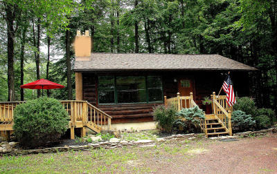 Pocono Pines PA Single Family Home For Sale: $244,900