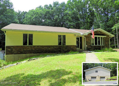 Effort Single Family Home For Sale: 604 Recreation Drive