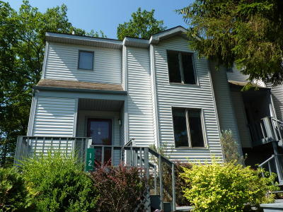Lake Harmony Single Family Home For Sale: 12, UNIT4A Gregory Place