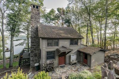 Lake Harmony Single Family Home For Sale: 198 S Lake Dr