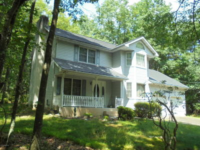 Jim Thorpe Single Family Home For Sale: Broadview Dr